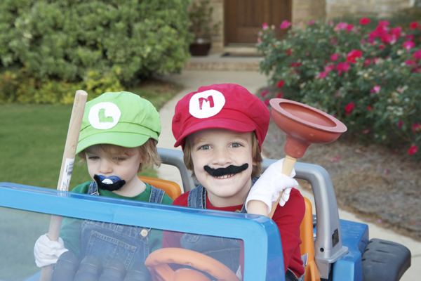 22 Awesome Halloween Costume Ideas for Kids (2)