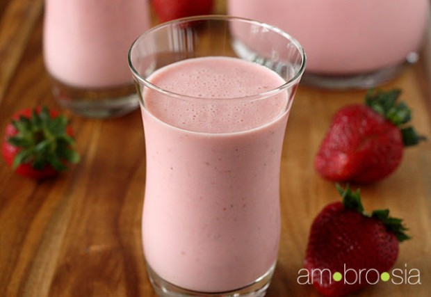 22 Easy and Healthy Fat Burning Smoothies (4)