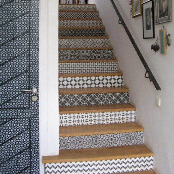 22 Great Stairs Decorating Ideas - Style Motivation