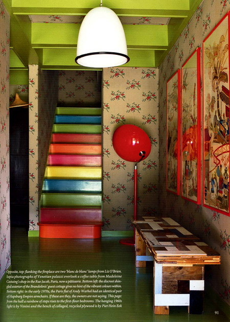 22 Great Stairs Decorating Ideas (11)