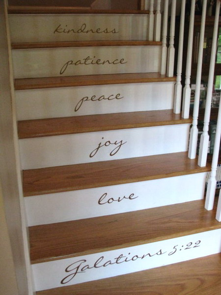 22 Great Stairs Decorating Ideas (12)