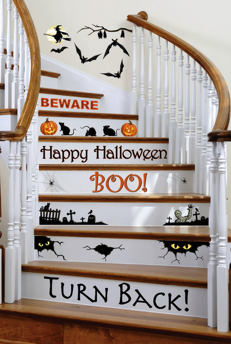 22 great stairs decorating ideas style motivation - Idee deco pour escalier ...