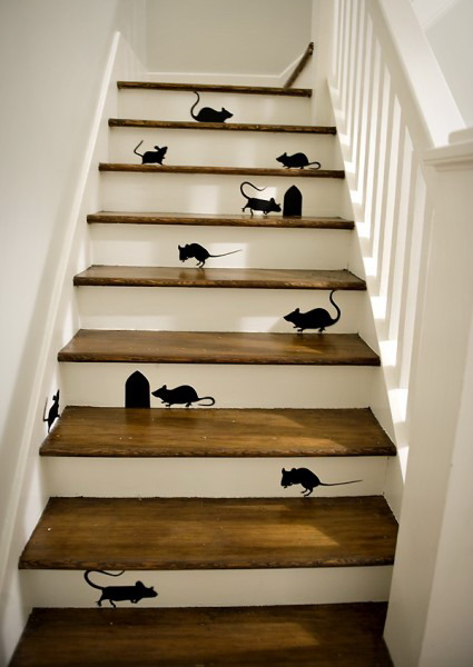 Lovely 22 Great Stairs Decorating Ideas