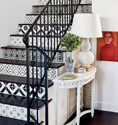 22 Great Stairs Decorating Ideas (2)