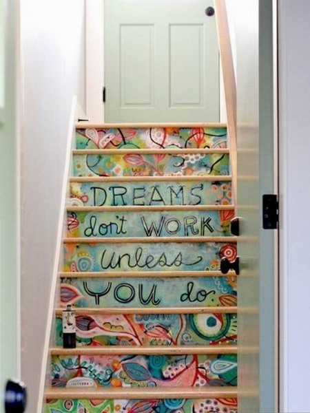 22 Great Stairs Decorating Ideas (21)