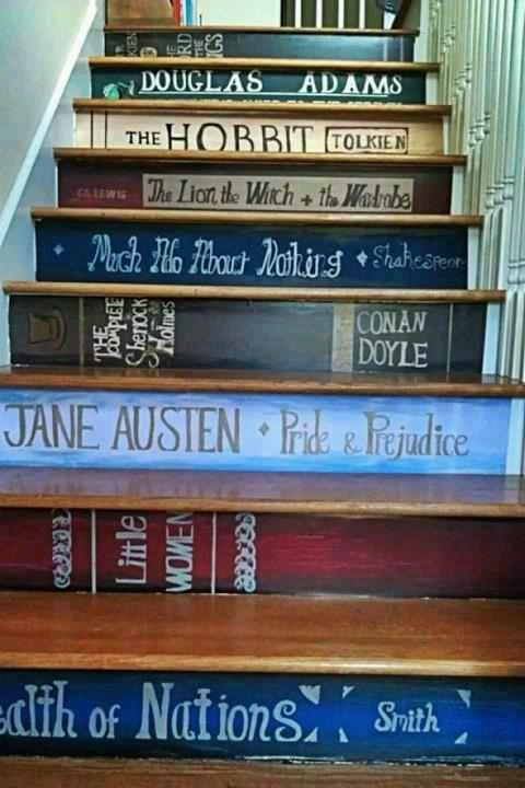 22 Great Stairs Decorating Ideas (3)