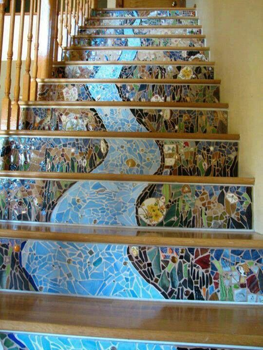 22 Great Stairs Decorating Ideas (4)