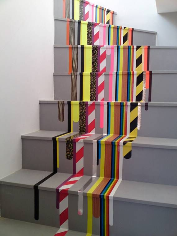 22 Great Stairs Decorating Ideas (6)