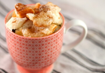22 Quick and Tasty Snacks You Can Cook In A Mug - snacks, recipes, Mug, microwave