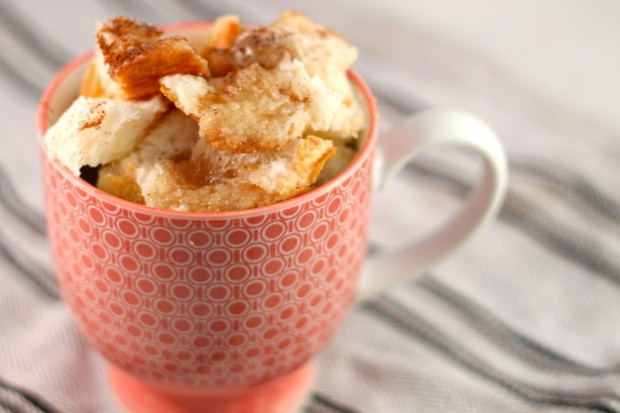 22 Quick and Tasty Snacks You Can Cook In A Mug (19)
