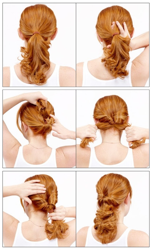 New 11 Easy Hairstyles For Snowy Days  Brit  Co