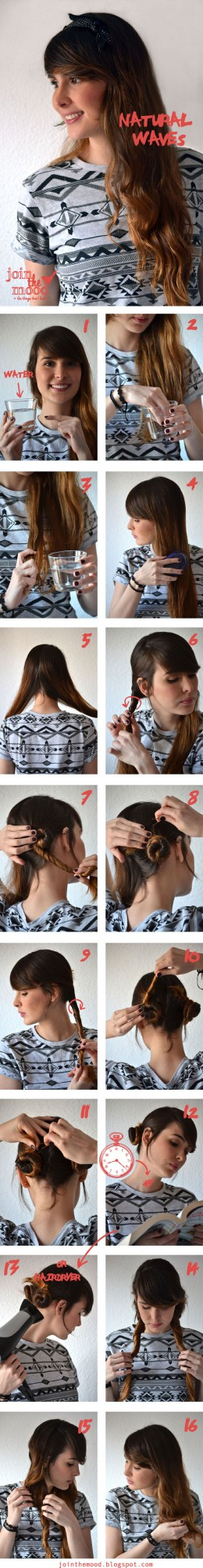 22 Simple and cute hairstyle tutorials you should definitely try it (19)