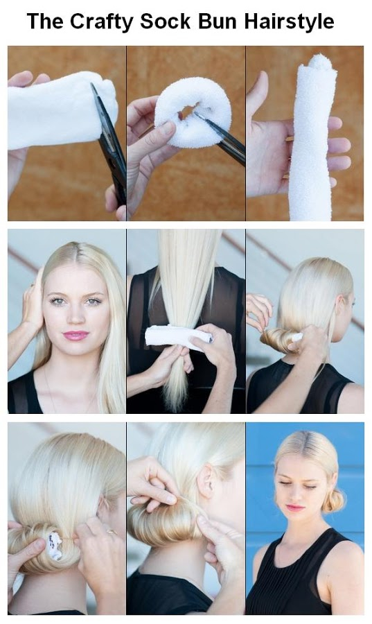 22 Simple and cute hairstyle tutorials you should definitely try it (21)