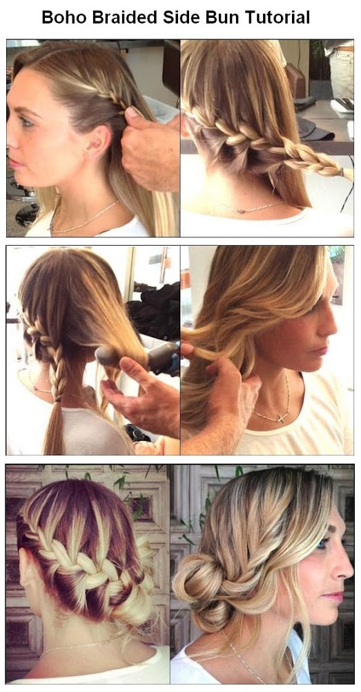 22 Simple and cute hairstyle tutorials you should definitely try it (5)