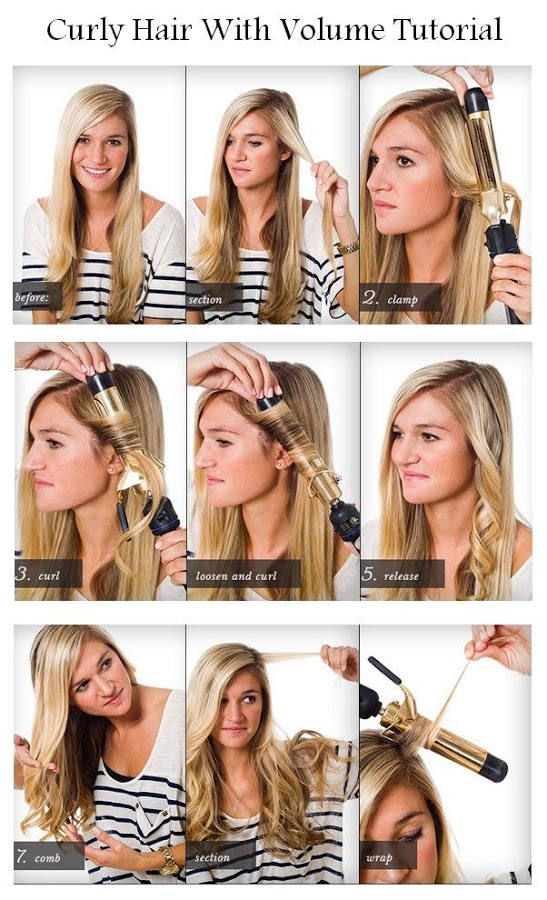 22 Simple and cute hairstyle tutorials you should definitely try it (9)