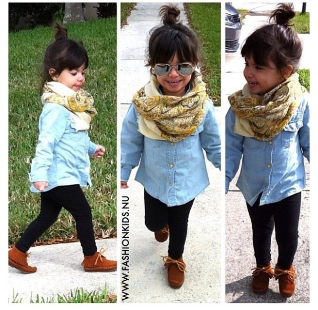 23 Adorable Stylish kids (12)