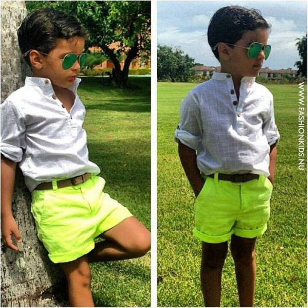 23 Adorable Stylish kids (13)