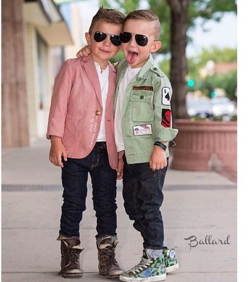 23 Adorable Stylish kids (14)