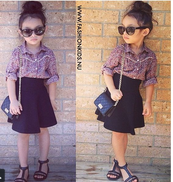 23 Adorable Stylish Kids
