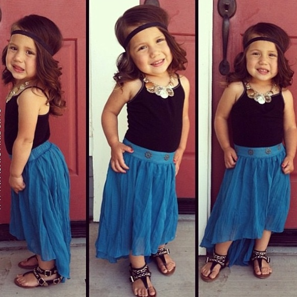 23 Adorable Stylish kids (8)