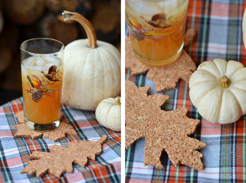 23 amazing diy fall decorations for your home style for Homemade fall decorations for home