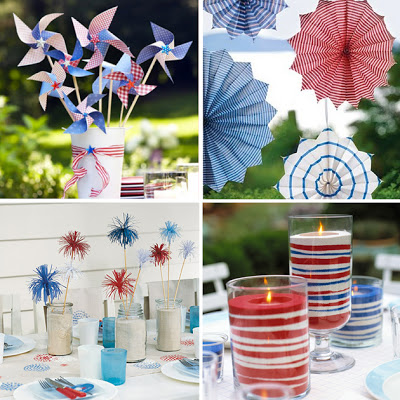 23 Amazing Labor Day Party Decoration Ideas