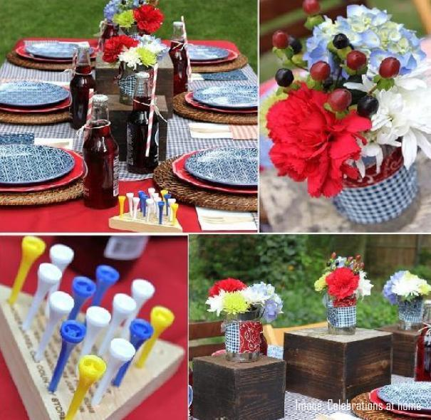 23 Amazing Labor Day Party Decoration Ideas (4)