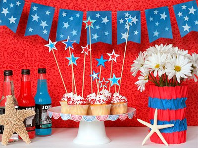 23 Amazing Labor Day Party Decoration Ideas (5)