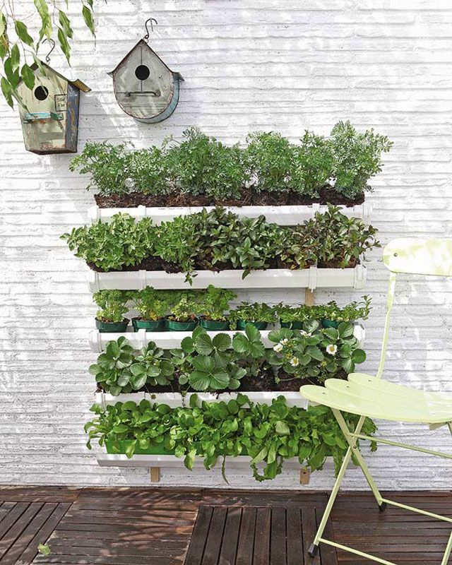 classy idea vertical wall planters. 22 Amazing Vertical Garden Ideas for Your Small Yard  Style Motivation
