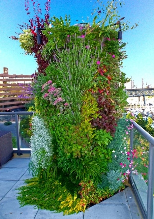23 Amazing Vertical Garden Ideas for Your Small Yard (9)
