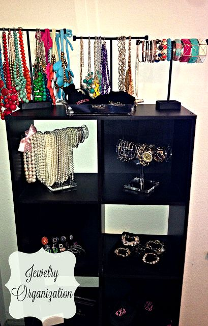 23 Creative Jewelry Organization Ideas (1)