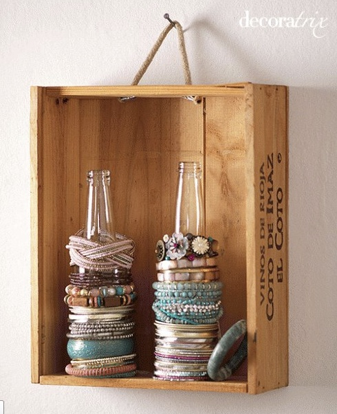 23 Creative Jewelry Organization Ideas (11)