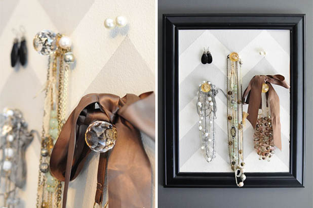 23 Creative Jewelry Organization Ideas (12)