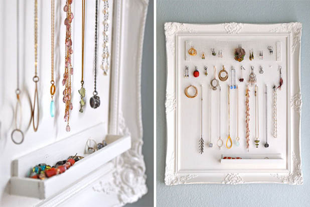 23 Creative Jewelry Organization Ideas (17)