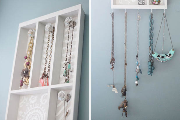23 Creative Jewelry Organization Ideas (18)