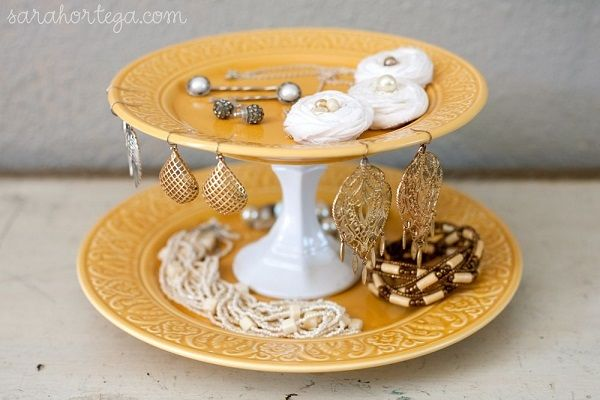 23 Creative Jewelry Organization Ideas (3)
