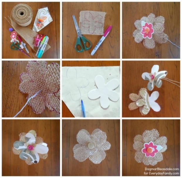 23 Cute and Simple DIY Home Crafts Tutorials (12)