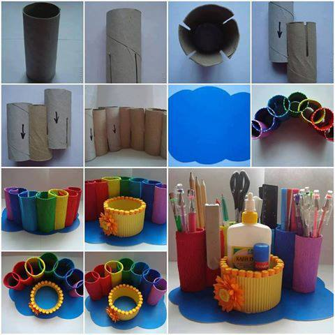 23 Cute and Simple DIY Home Crafts Tutorials (15)