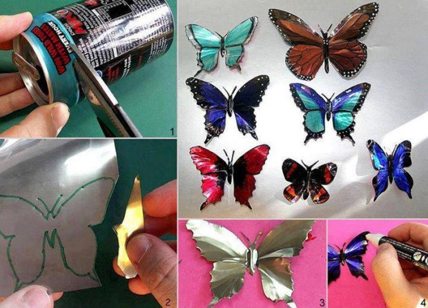 23 Cute and Simple DIY Home Crafts Tutorials (16)