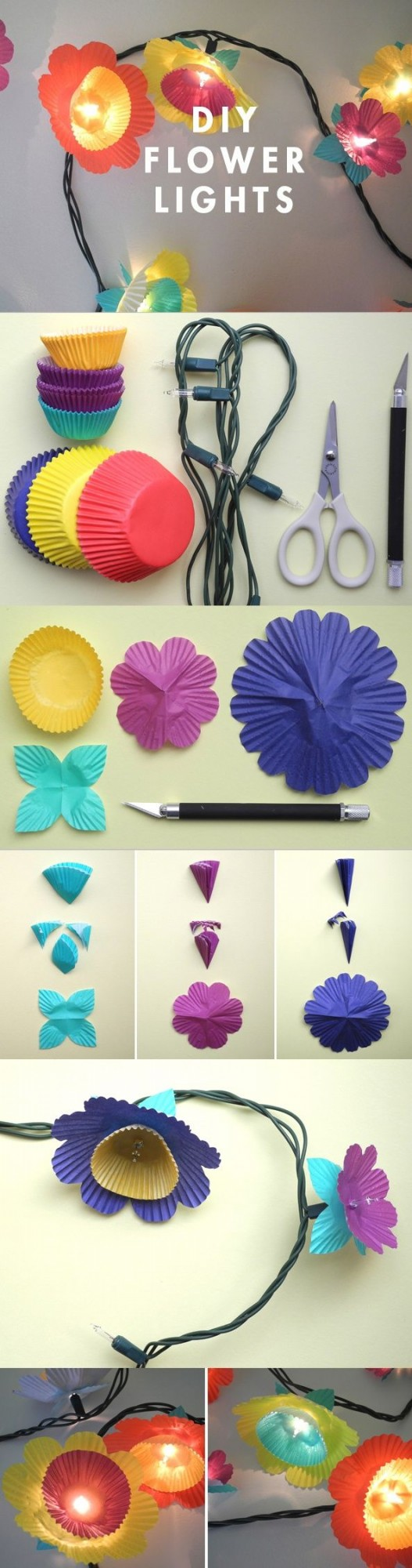 23 Cute and Simple DIY Home Crafts Tutorials (2)