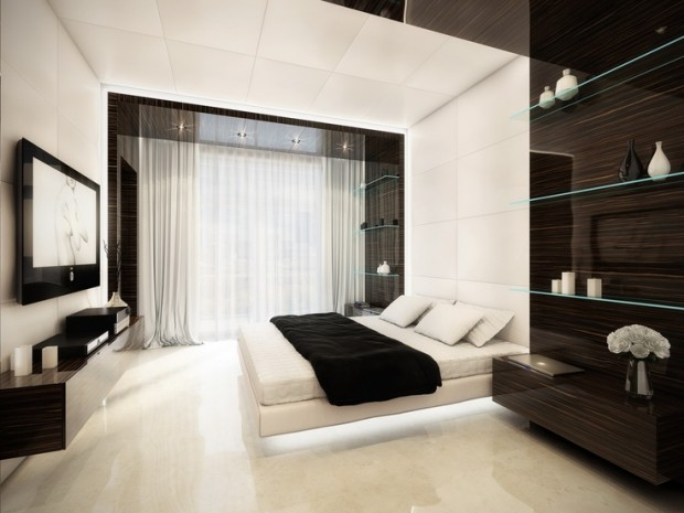 23 Modern Bedroom Ideas