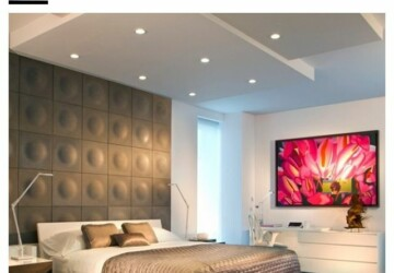23 Modern Bedroom Ideas - modern, ideas, bedroom
