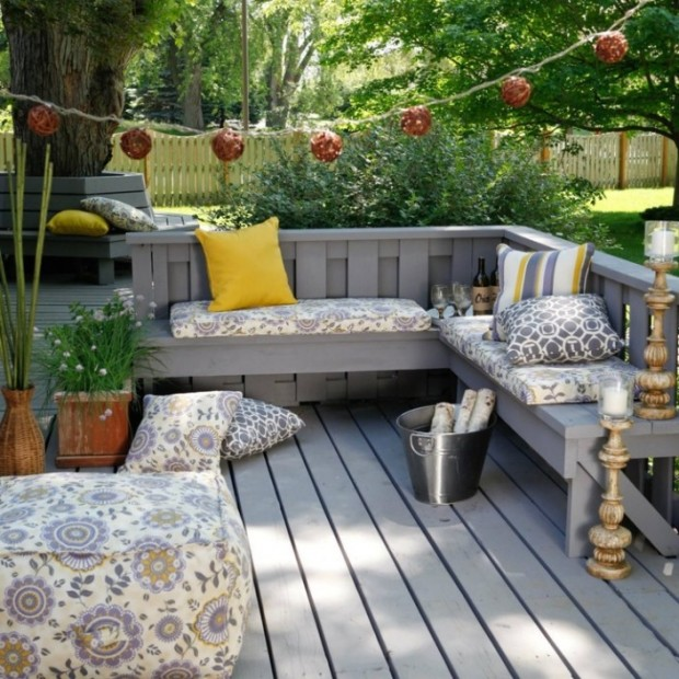 24 Beautiful Backyard Design Ideas (12)