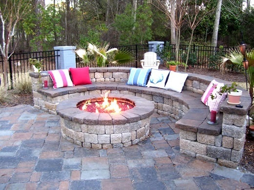 24 Beautiful Backyard Design Ideas (15)