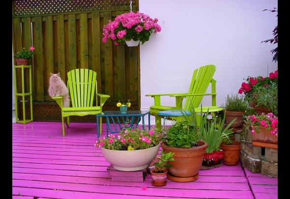 24 Beautiful Backyard Design Ideas (5)