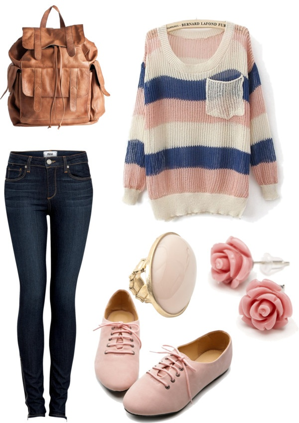 24 Great Back To School Outfit Ideas - Style Motivation