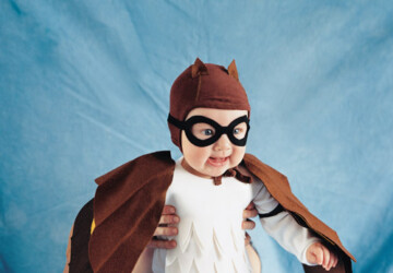 24 Great DIY Kids Halloween Costumes Ideas - kids, ideas, halloween, diy, costumes