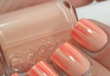 24 Trendy Nail Art Ideas - trendy, Nail Art, ideas