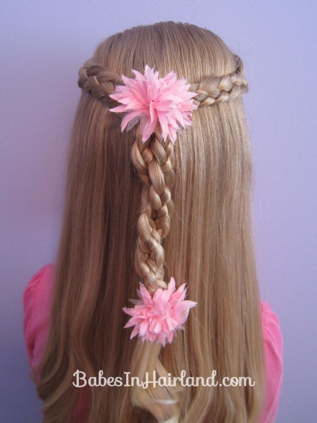 Stupendous 25 Creative Hairstyle Ideas For Little Girls Style Motivation Hairstyles For Women Draintrainus