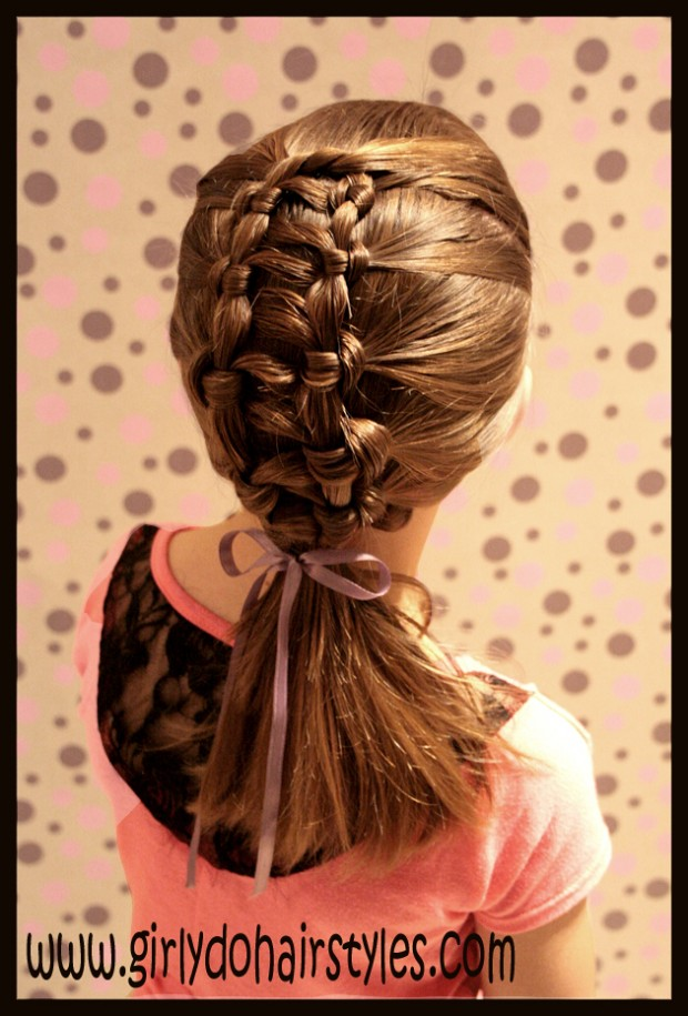 Stupendous 25 Creative Hairstyle Ideas For Little Girls Style Motivation Short Hairstyles Gunalazisus